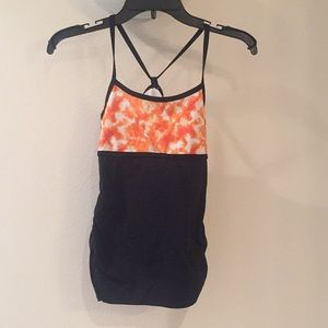 Bebe lightly used XS workout top
